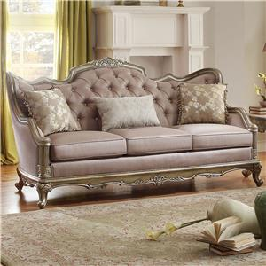 Fiorella 8412 Uph By Homelegance Regency Furniture Homelegance Fiorella Dealer