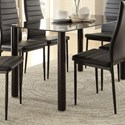 Homelegance Florian Dining Table - Item Number: 5538BK+G