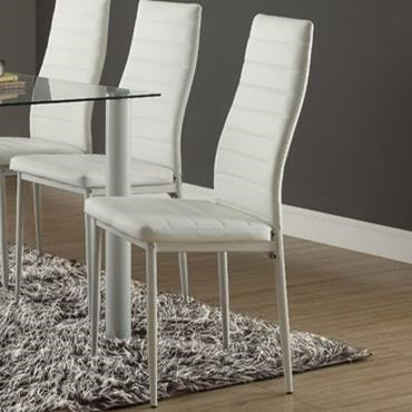 Florian Side Chair by Homelegance at Beck's Furniture