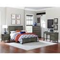 Homelegance Garcia Full Bedroom Group - Item Number: 2046 F Bedroom Group 2