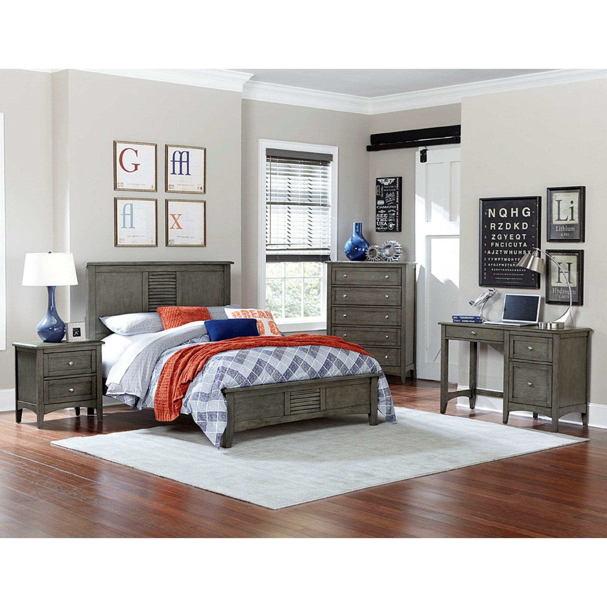Elegance Garcia Queen Bedroom Group
