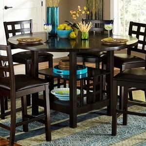Homelegance Glendine Counter Height Table
