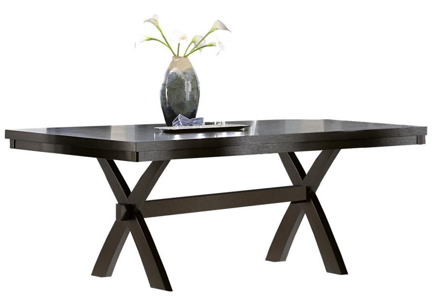 Homelegance Sherman Dining Table - Item Number: 5375-78T+B