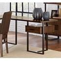 Homelegance Sedley Return Desk with One Cabinet - Item Number: 5415RF-16