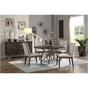 Homelegance Ibiza Casual Dining Room Group - Item Number: 5581 Dining Room Group 1