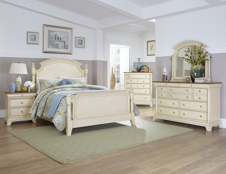 Homelegance Inglewood Cottage Queen Bedroom Group - Item Number: 1402W Bedroom Group 1