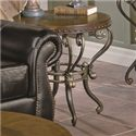 Homelegance Jenkins End Table - Item Number: 5553-04