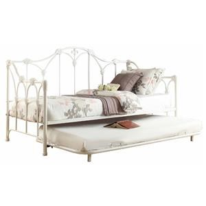 Homelegance Julia Daybed with Trundle