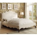 Homelegance Kaine Full Upholstered Bed - Item Number: 1889FN-1+3