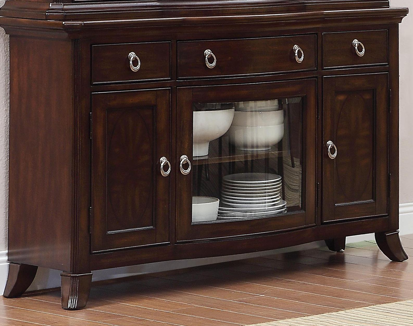 Homelegance Keegan Sideboard - Item Number: 2546-30