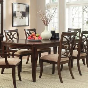 Homelegance Keegan 5Pc Table and Chair Set