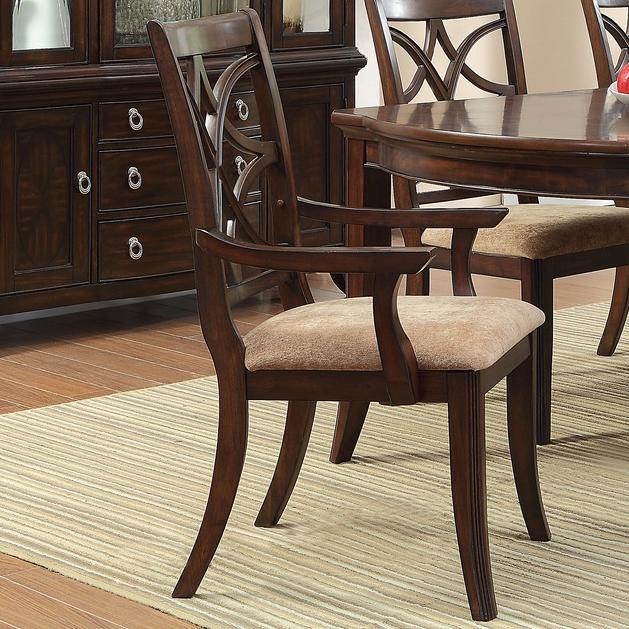 Homelegance Keegan Arm Chair - Item Number: 2546A