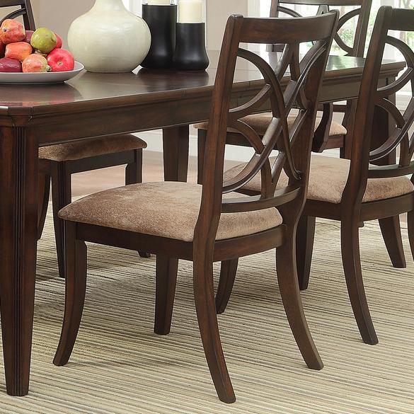 Homelegance Keegan Side Chair - Item Number: 2546S