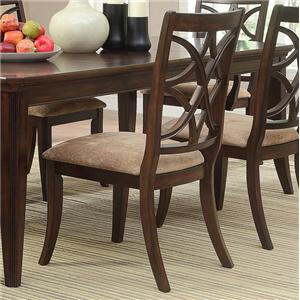 Homelegance Keegan Side Chair