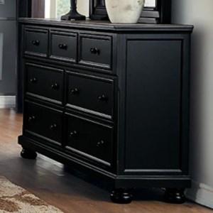 Homelegance Laurelin Dresser