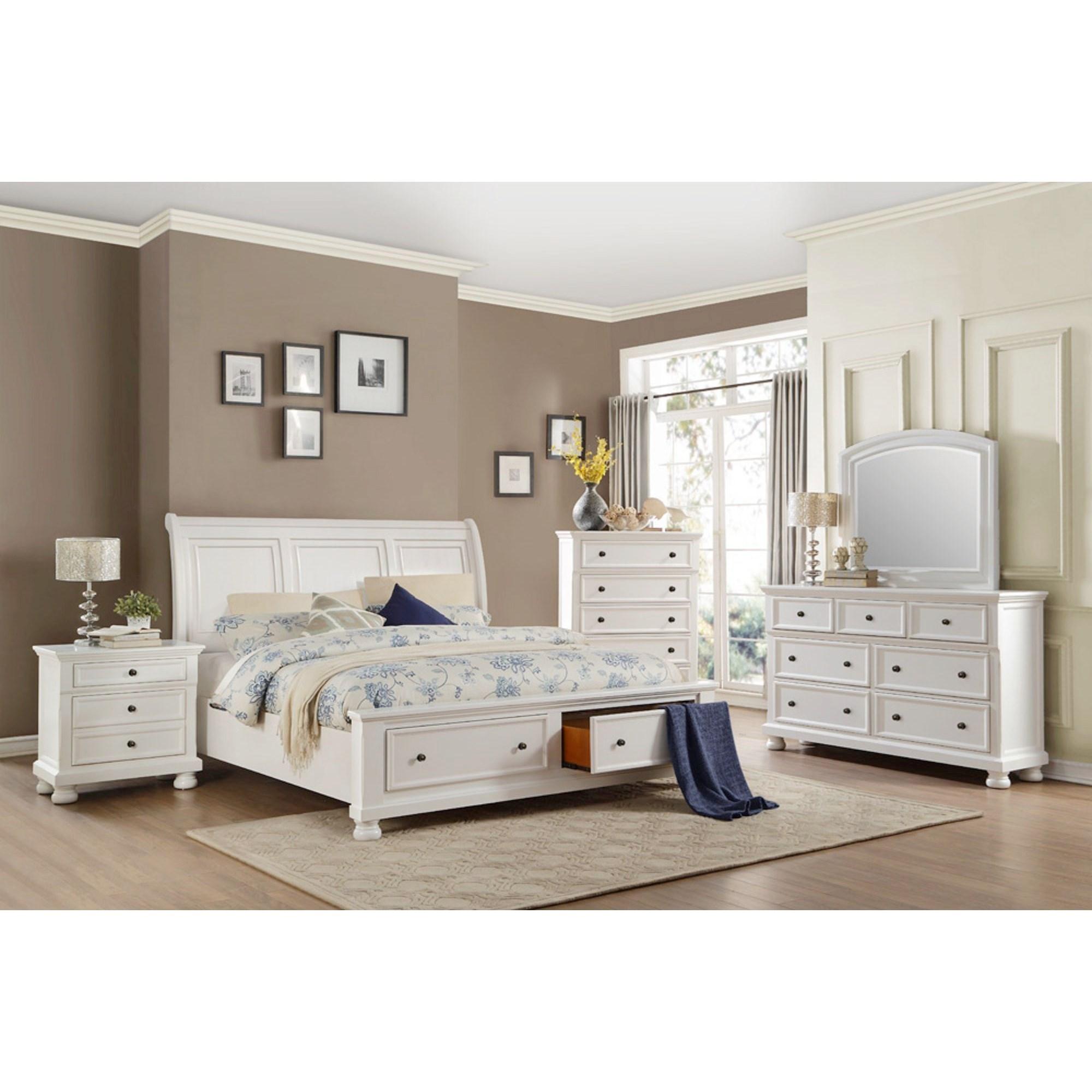 Elegant Furniture: Homelegance Laurelin Transitional Dresser And Mirror