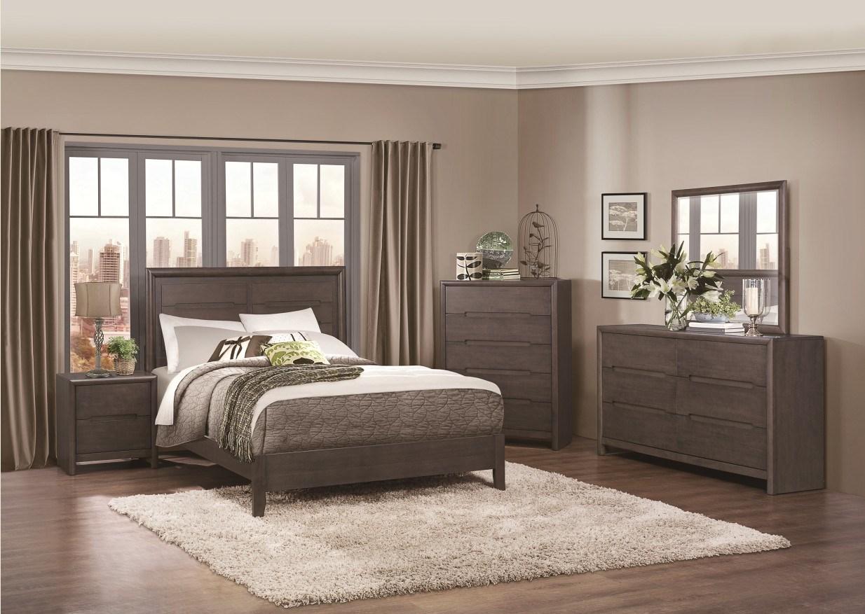 Homelegance Lavinia Queen Bedroom Group - Item Number: 1806 Q Bedroom Group 1
