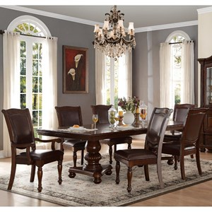 Homelegance Lordsburg Table and Chair Set