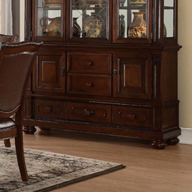 Lordsburg Dining Buffet by Homelegance at Beck's Furniture