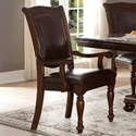 Homelegance Lordsburg Dining Arm Chair - Item Number: 5473A