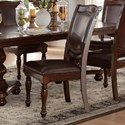 Homelegance Lordsburg Dining Side Chair - Item Number: 5473S
