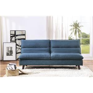 Homelegance Mackay Convertible Sofa Darvin Furniture Futons