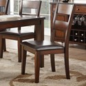 Homelegance Mantello Side Chair - Item Number: 5547S