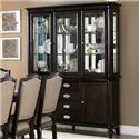 Homelegance Marston Buffet and Hutch - Item Number: 2615DC-50