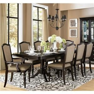 Homelegance Marston 5 Piece Dining Set