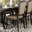 Homelegance Marston Side Chair - Item Number: 2615DCS