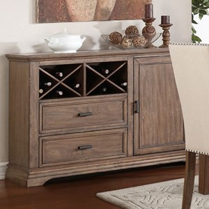 Homelegance Mill Valley Dining Server