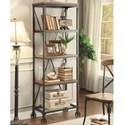 Homelegance Millwood  Bookshelf - Item Number: 5099-16