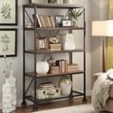 Homelegance Millwood  Bookcase - Item Number: 5099-17