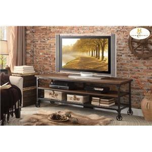 Homelegance Millwood TV Stand