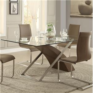 Homelegance Odeon Dining Table