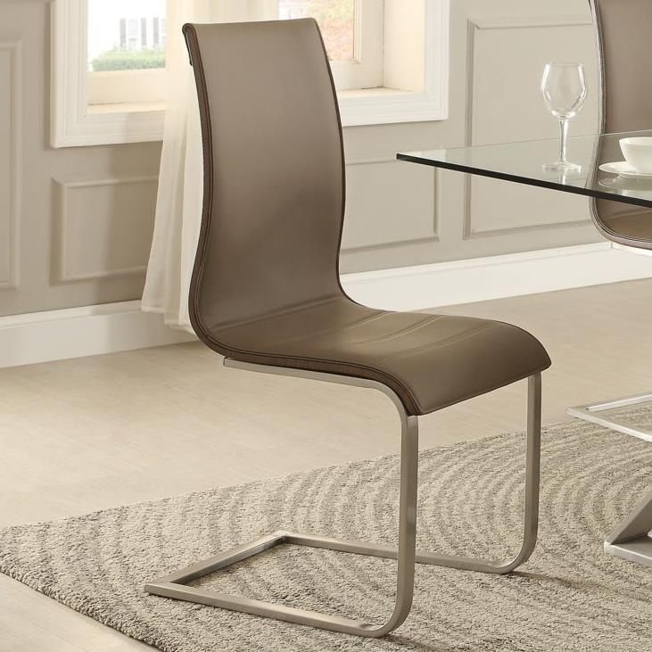Homelegance Odeon Side Chair - Item Number: 5261S-2P