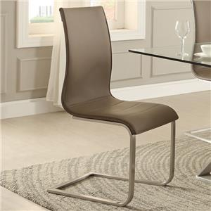 Homelegance Odeon Side Chair