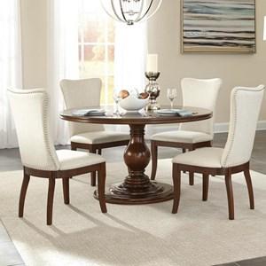 Five Piece Chair & Table Set