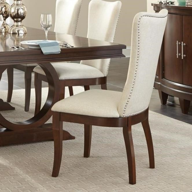 Oratorio Side Chair by Homelegance at Beck's Furniture