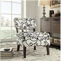 Homelegance Orson Accent Chair with Oversized Seat