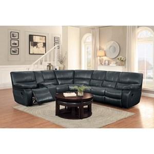 Homelegance Pecos Casual Sectional Sofa