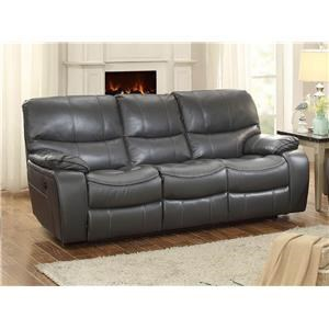 Homelegance Pecos Reclining Power Sofa