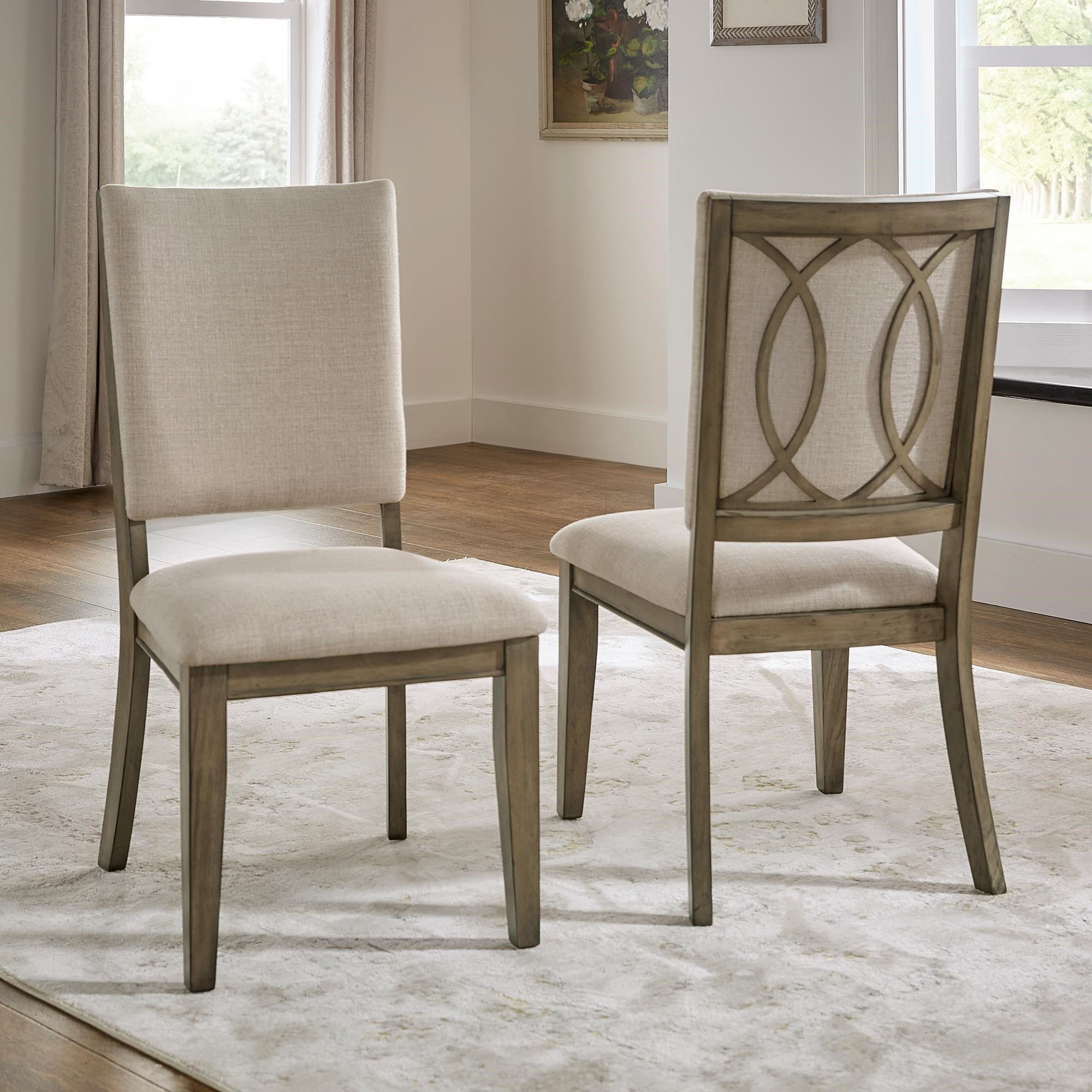 Price Side Chair by Homelegance at Darvin Furniture