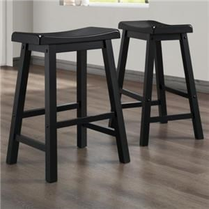 Homelegance Ride Bar Stool
