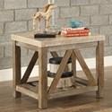 Homelegance Ridley End Table - Item Number: 3551-04