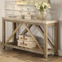 Homelegance Ridley Sofa Table - Item Number: 3551-05