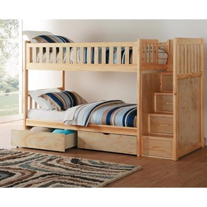 Twin Over Bunk Bed