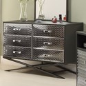 Homelegance Spaced Out Youth Dresser - Item Number: B813-5