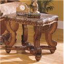 Homelegance Tarantula End Table - Item Number: 5543-04