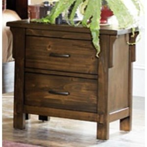 Homelegance Terrace Mission Nightstand